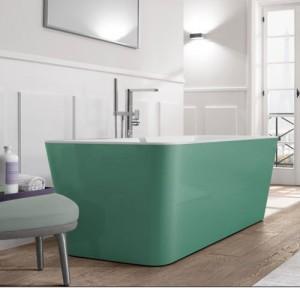 Villeroy & Boch baden in kleur