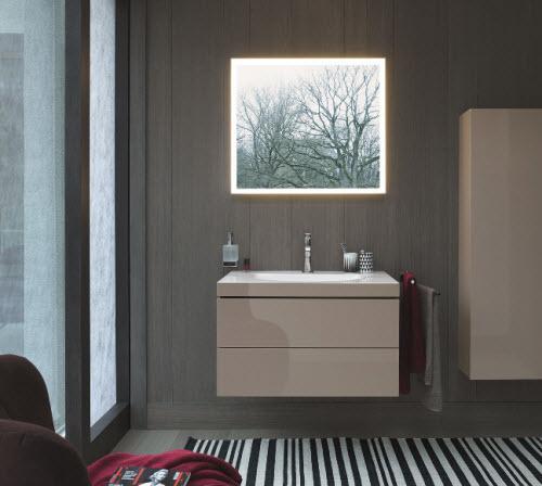 Wandtegels Badkamer Zwart ~ Voor veeleisende ontwerpwensen in de badkamer heeft Duravit een