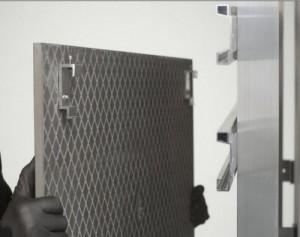 Mosa Facades tegels bevestiging