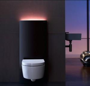 nachtverlichting in het toilet
