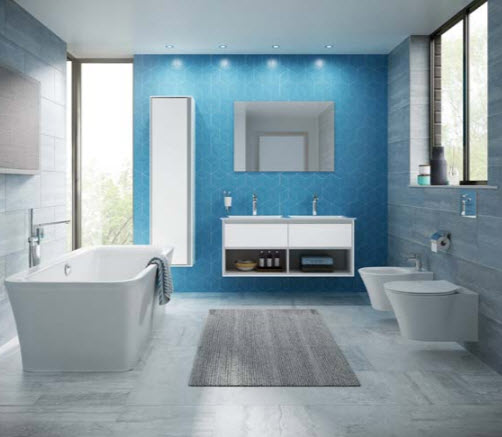 ideal standard connect air voor de moderne badkamer. Black Bedroom Furniture Sets. Home Design Ideas