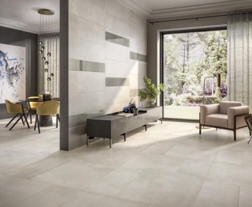Villeroy boch spotlight betonlook wand en vloertegels