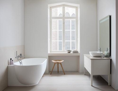duravit luv badkamermeubel scandinavische elegantie in