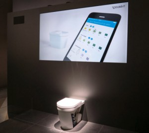 Duravit Biotracer toilet van de toekomst
