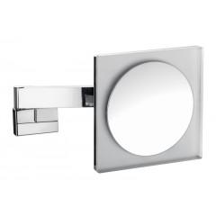 Emco scheerspiegel met LED-verlichting chroom 109600104