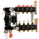 Henco 10 groeps regelunit vloerverwarming UFH-060510-KDP