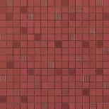 Atlas Concorde Mark Wall cherry 1,7x1,7 mozaiek 30,5x30,5 9MMY