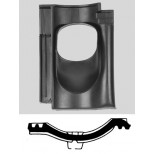 Ubbink Rolux doorvoerpan 25-45° 131mm VH 1-pans 0170026