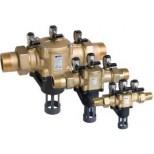 Watts BA BM 050 UNIT terugstroombeveiliging DN50 met trechter/filter/