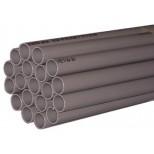 Wavin dikwandige afvoerbuis 110x103,6mm lengte 5meter pvc 5054011005