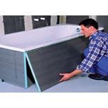 Wedi Bathboard voorpaneel tbv bad 180x60x2cm 73820100